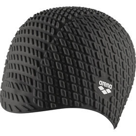 arena Bonnet Silicone Czepek pływacki, black